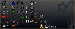Sarlissia's Goals Sarlissia